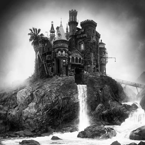 Architecture Surréaliste une oeuvre surréaliste et une architecture utopique | histoiredelartfb